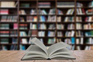 kirja ja kirjasto